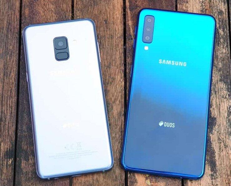 Опубликованы характеристики смартфона Samsung Galaxy A50: аккумулятор емкостью 4000 мА·ч и 24-мегапиксельная камера