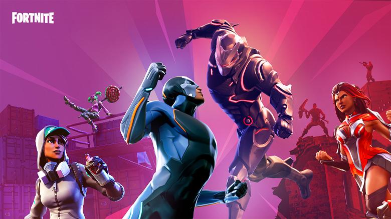 Прибыль Epic Games в 2018 году превысила 3 млрд долларов