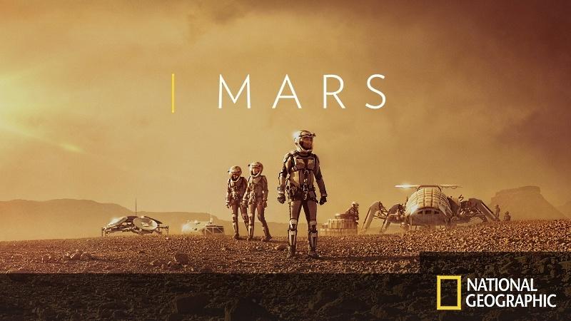 Сериал «Марс»: Надуманные аварии и экология вместо космонавтики - 1