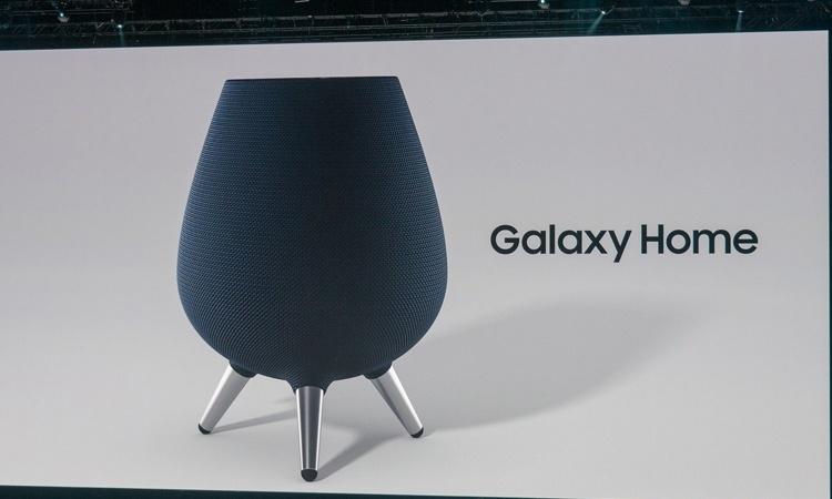 Samsung проектирует новый смарт-динамик