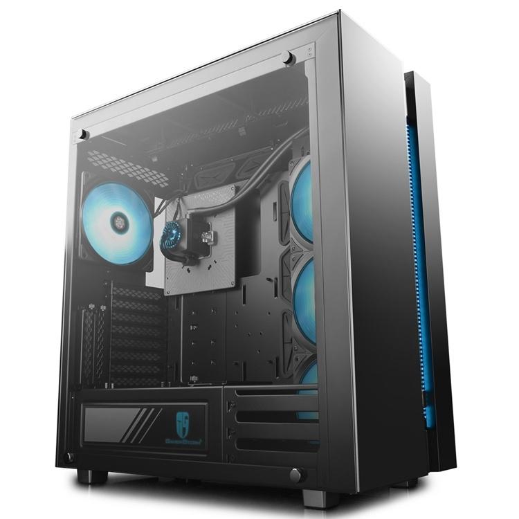 Корпус Gamer Storm New Ark 90MC оснащён СЖО