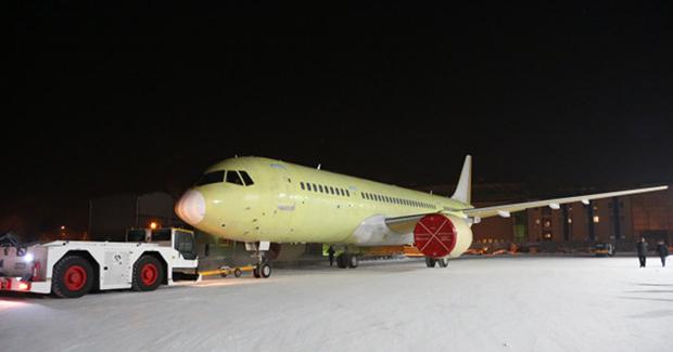 Третий самолет МС-21 будет надежнее двух предыдущих