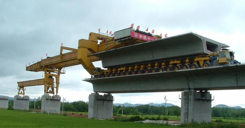 Как строят мосты в XXI веке
