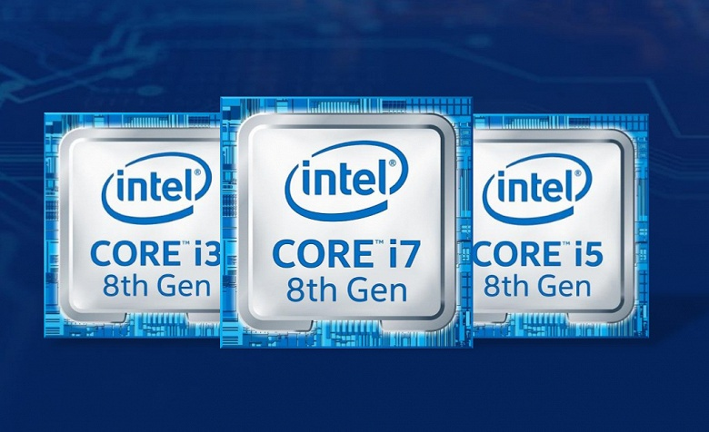 Intel представит процессоры Core i9-9900KF, i7-9700KF, i5-9600KF, i5-9400F, Core i3-9350KF и Core i3-8100F без встроенного GPU в середине января