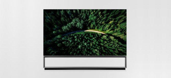 LG анонсировала флагманский телевизор Z9: OLED, 88 дюймов, 8К и HDMI 2.1