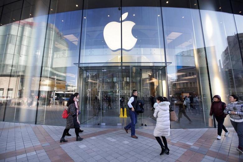 Компания Apple признала падение спроса на смартфоны iPhone, лишившее ее миллиардов долларов