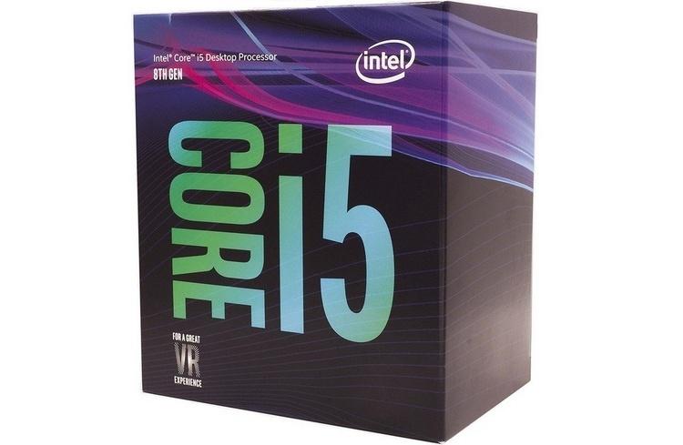 Ретейлеры раскрыли характеристики процессора Core i5-9400F без встроенной графики