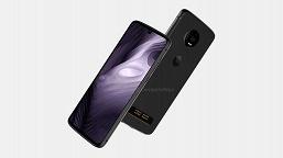 Смартфон Moto Z4 Play позирует на рендерах и в видеоролике: каплевидный вырез экрана и почему-то одинарная основная камера вместо сдвоенной