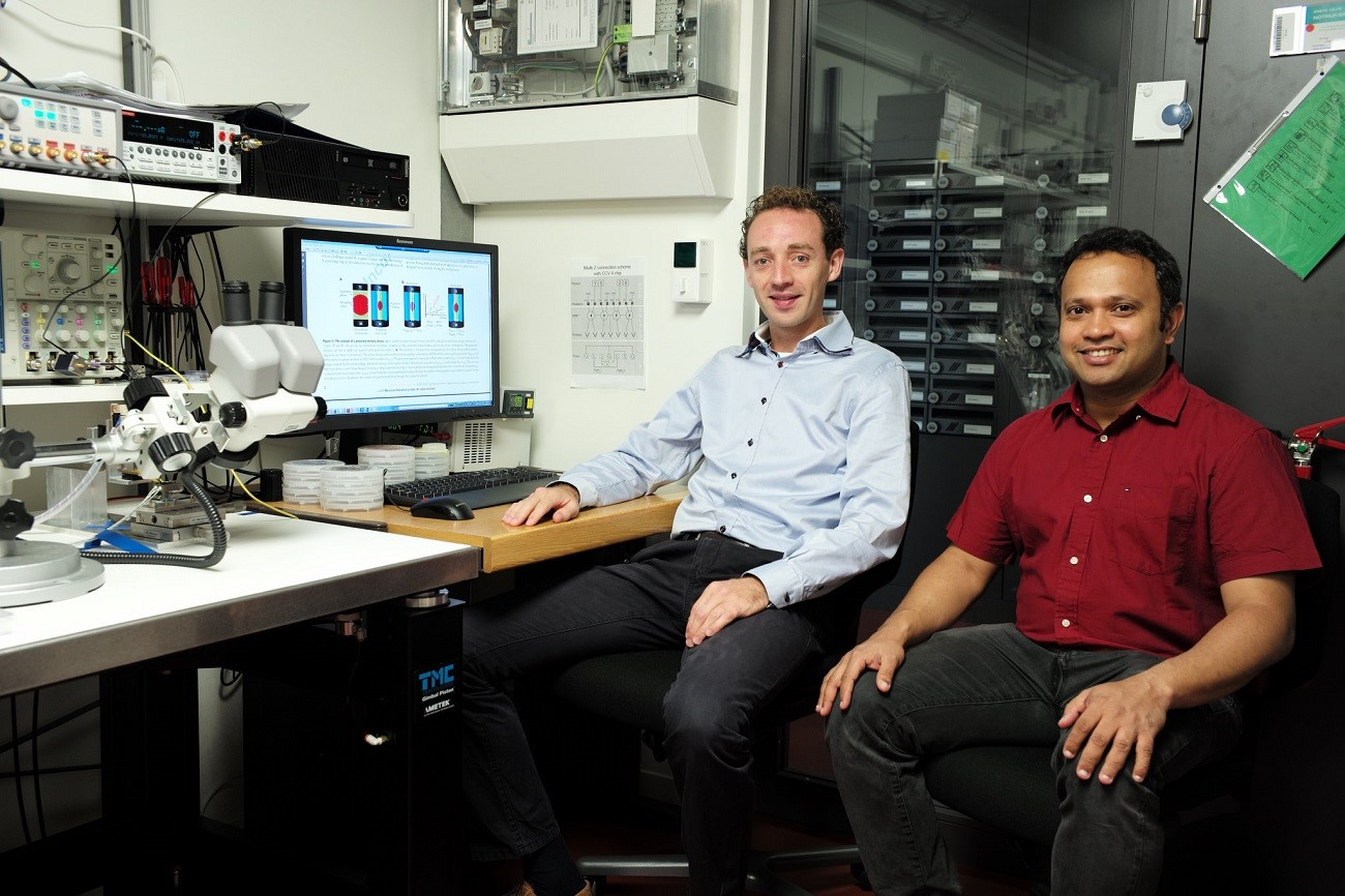 8-битная аналоговая память для работы с нейросетями - 3