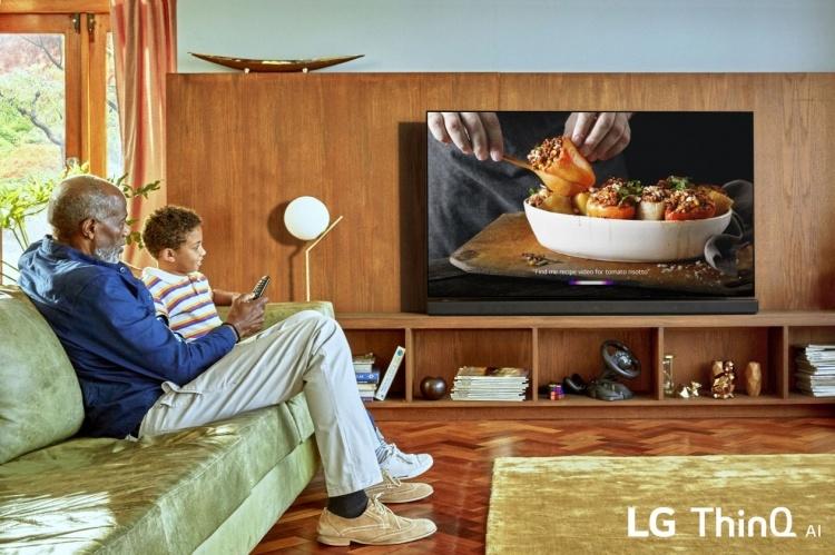 LG представила телевизоры 4K OLED 2019 года с поддержкой HDMI 2.1