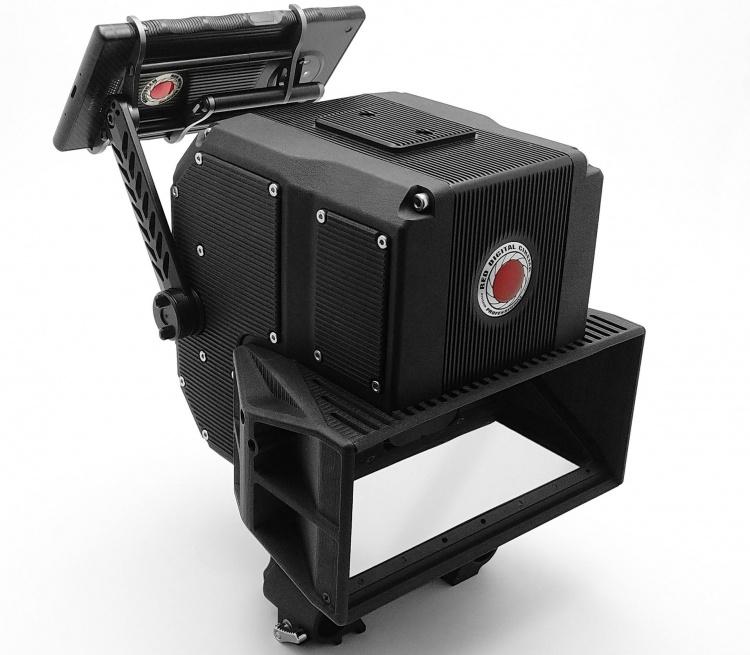 RED показала Lithium — профессиональную 3D-камеру для своего смартфона Hydrogen One