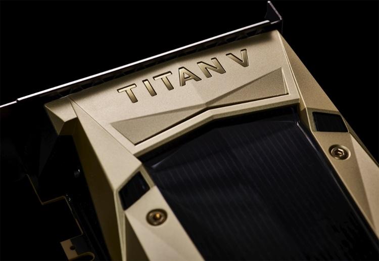Битва Титанов: сравнение Titan V и Titan RTX при трассировке лучей