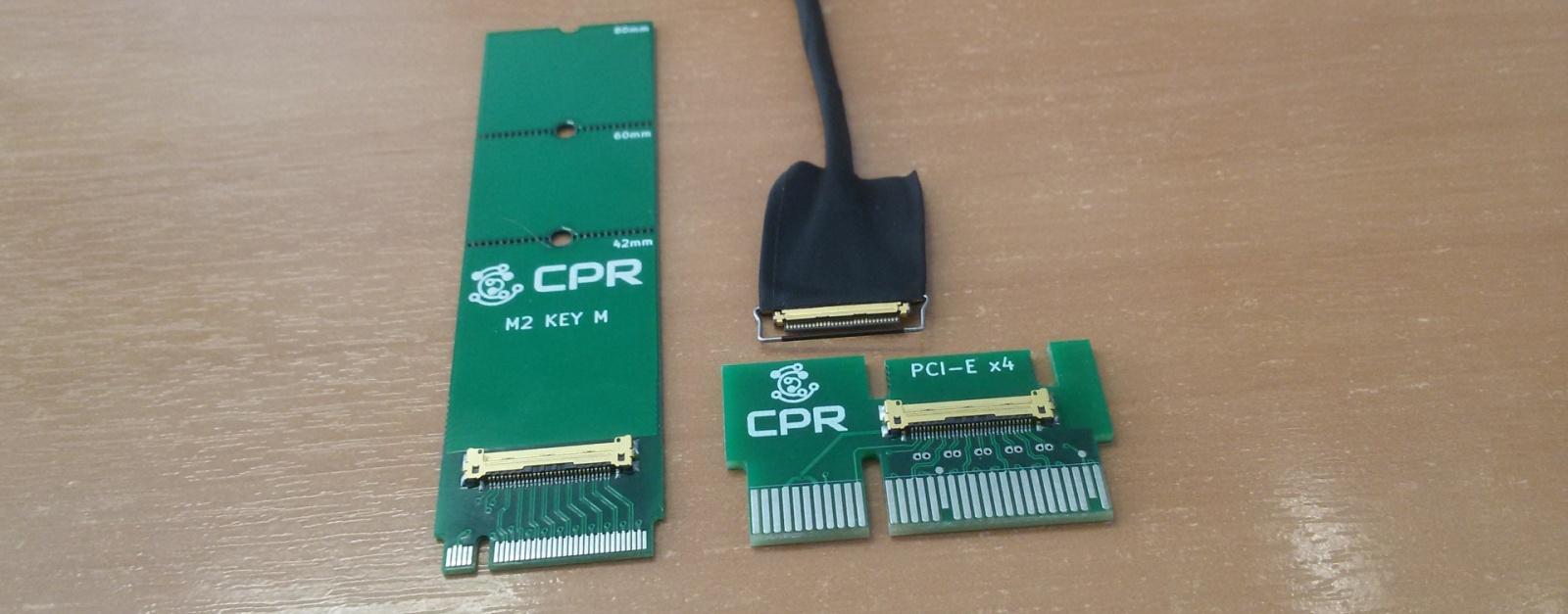 Что нам стоит PCI-E райзер свой построить - 10