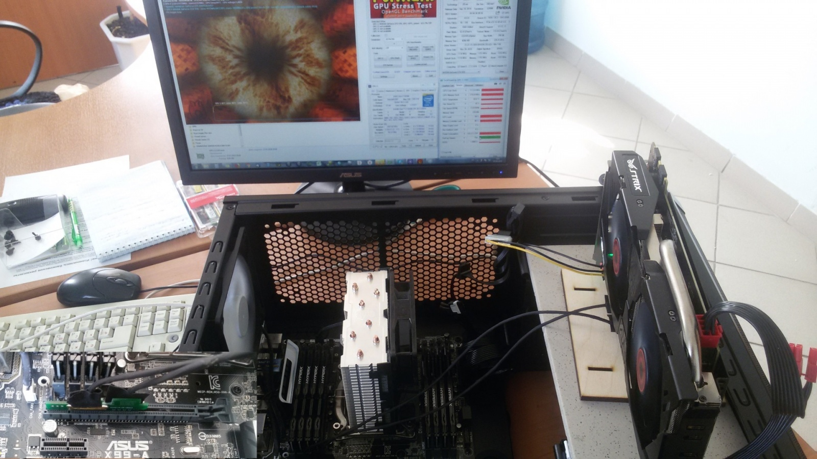 Что нам стоит PCI-E райзер свой построить - 13