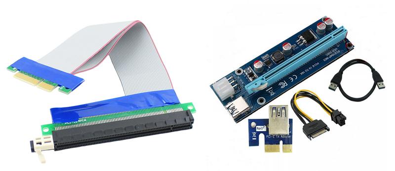Что нам стоит PCI-E райзер свой построить - 2