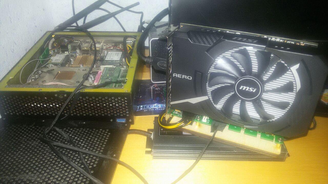 Что нам стоит PCI-E райзер свой построить - 20