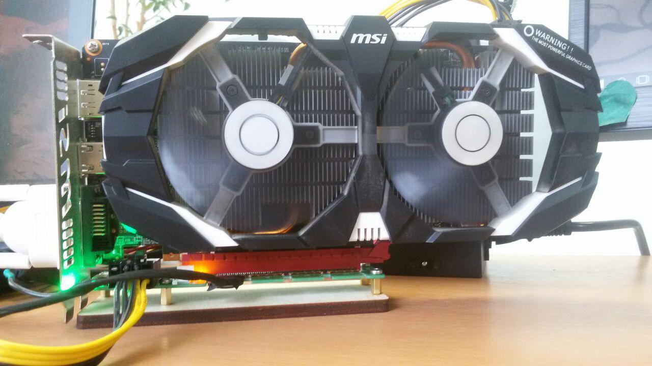 Что нам стоит PCI-E райзер свой построить - 1