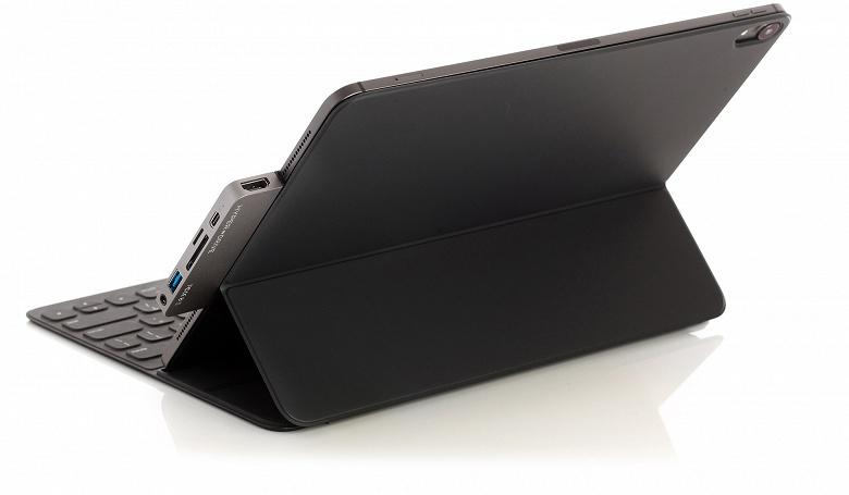 Компания Sanho первой выпускает концентратор USB-C для планшета Apple iPad Pro 2018
