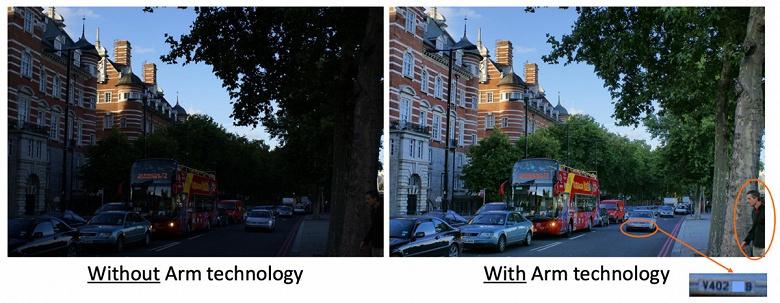 Процессоры сигналов изображения ARM Mali-C52 и Mali-C32 предназначены для беспилотных транспортных средств, роботов, домашних умных устройств и камер видеонаблюдения