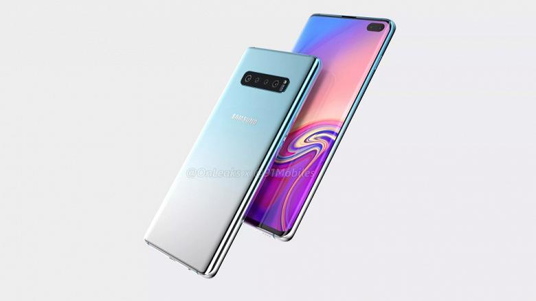 В линейке Samsung Galaxy S10 будет пять моделей, включая две с поддержкой 5G и керамическими задними панелями