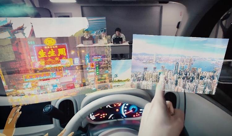 CES 2019: Система Nissan I2V объединяет реальный и виртуальный миры