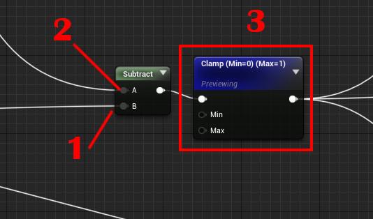 Unreal Engine 4 — шейдер горения - 8
