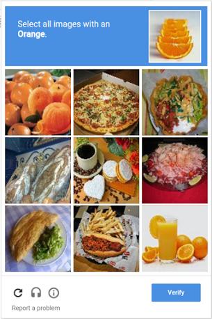 Исследователи проходят ReCAPTCHA при помощи сервисов Google - 2