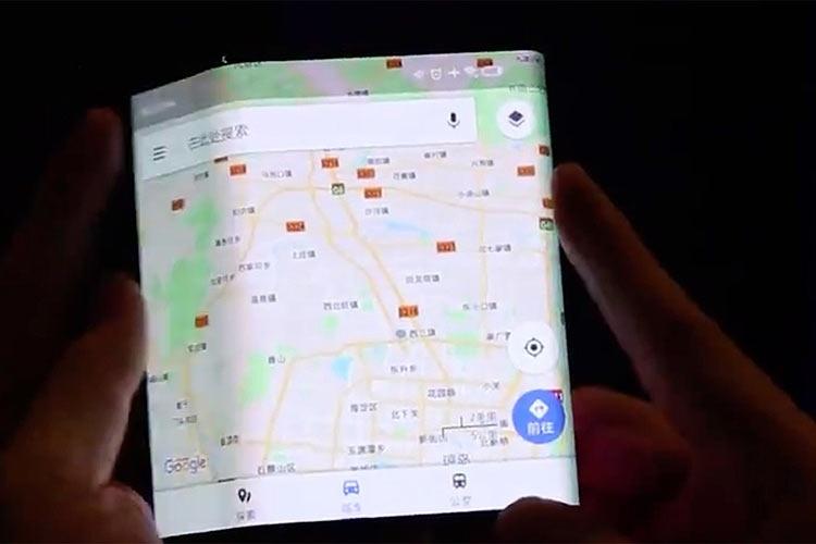 Видео дня: Xiaomi готовит складывающийся втрое смартфон?