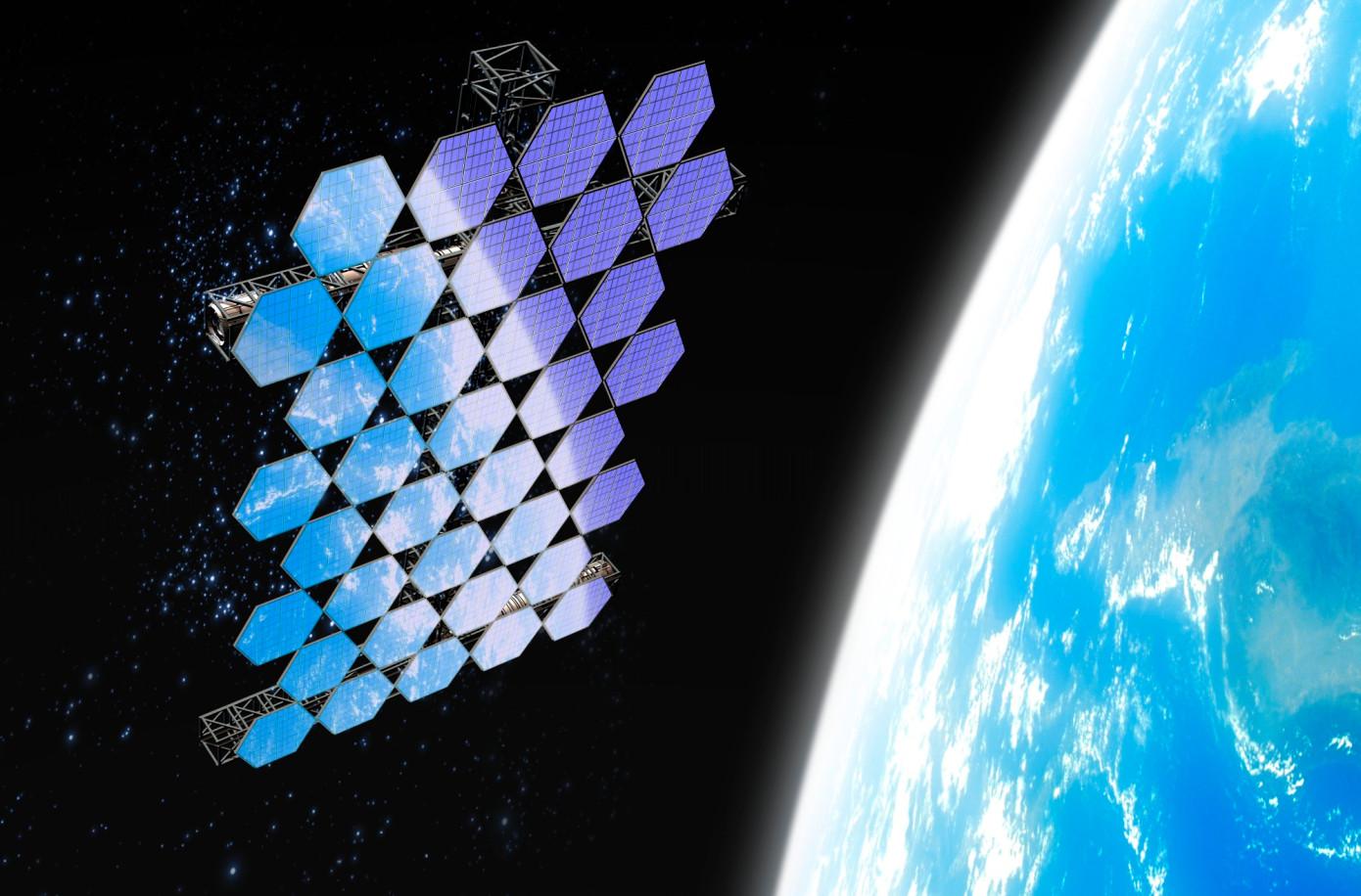 Рой спутников как замена больших орбитальных телескопов - 1