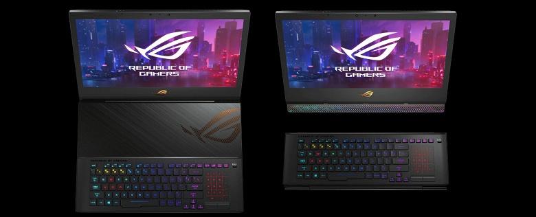 Asus ROG Mothership — необычный игровой моноблок с GeForce RTX 2080 и шестиядерным CPU Intel