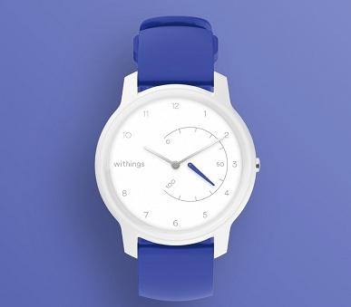 Withings Move — самый доступный трекер активности компании, который к тому же можно заказать в уникальном дизайне