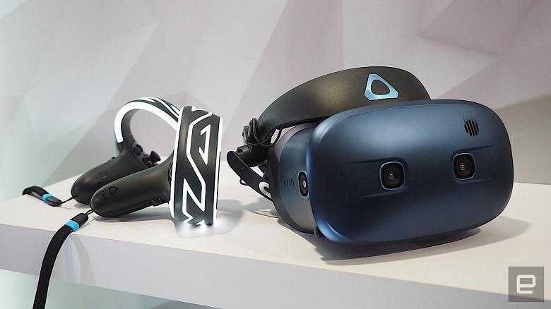 HTC представила сразу две новые гарнитуры виртуальной реальности