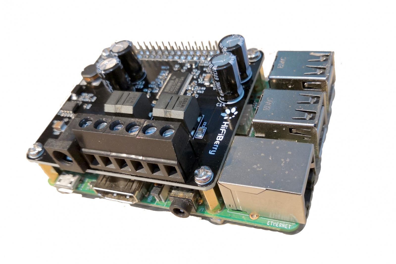 Pi-Sonos: хобби, вышедшее из-под контроля - 10