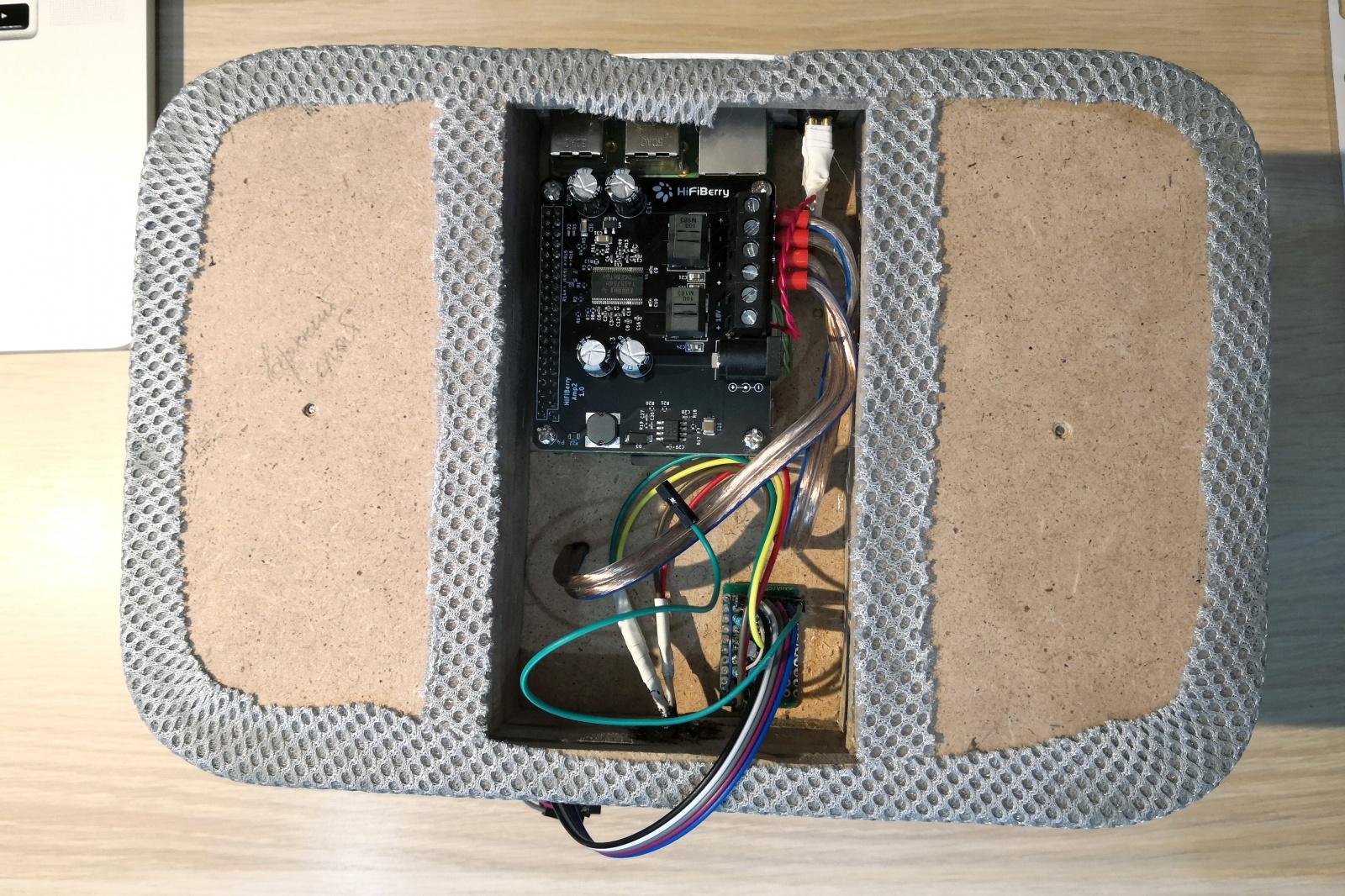 Pi-Sonos: хобби, вышедшее из-под контроля - 11