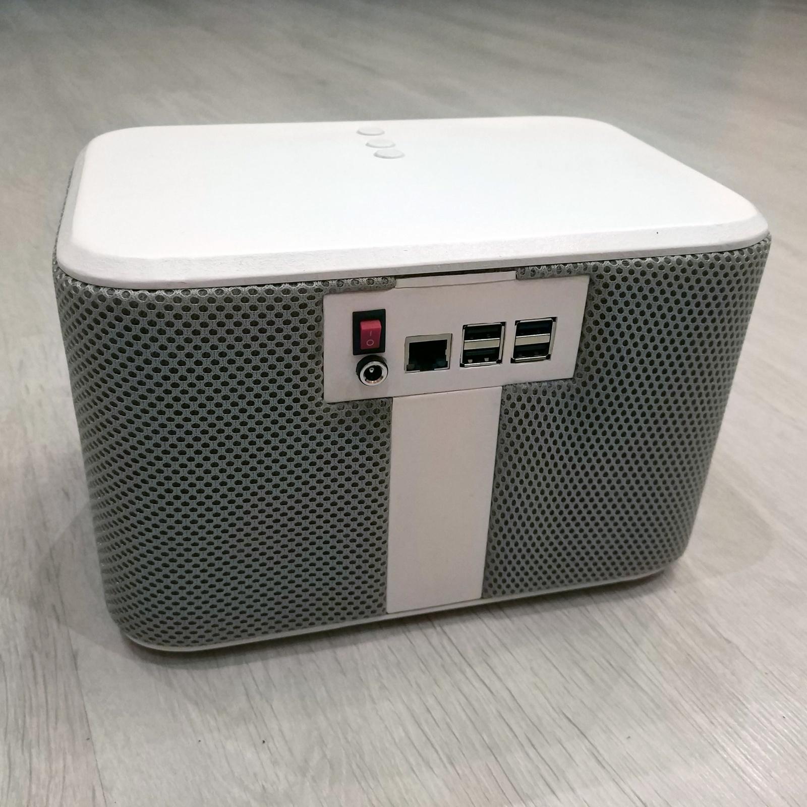Pi-Sonos: хобби, вышедшее из-под контроля - 8