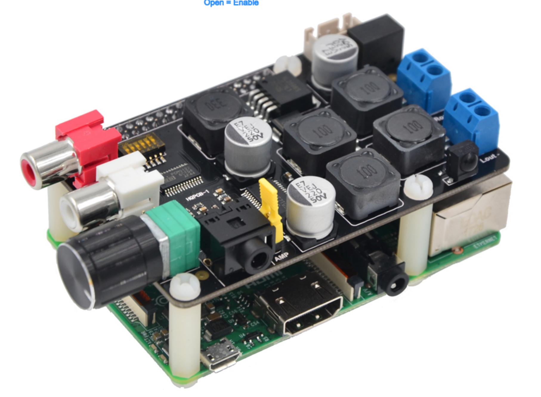 Pi-Sonos: хобби, вышедшее из-под контроля - 9