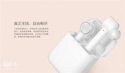 Xiaomi представила беспроводные наушники Bluetooth Headset Air: дизайн и возможности как у Apple AirPods, но цена почти в три раза ниже