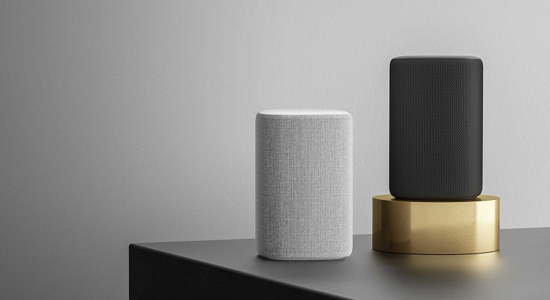 Xiaomi представила умную колонку XiaoAi Speaker HD, которая похожа на Amazon Echo и Google Home