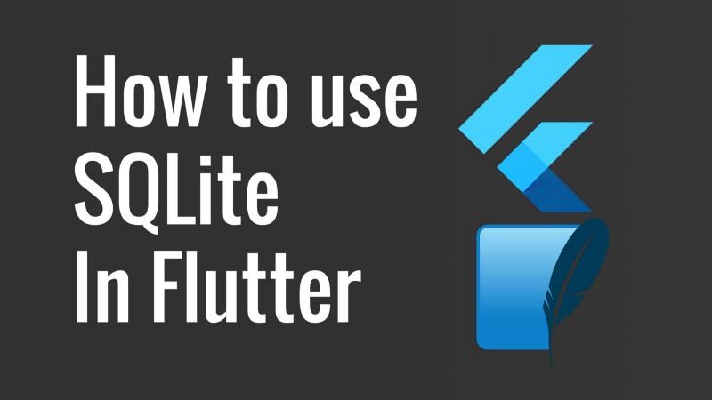 Используем SQLite в Flutter - 1