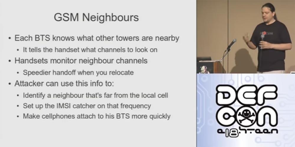 Конференция DEFCON 18. Практический шпионаж с помощью мобильного телефона. Часть 2 - 2