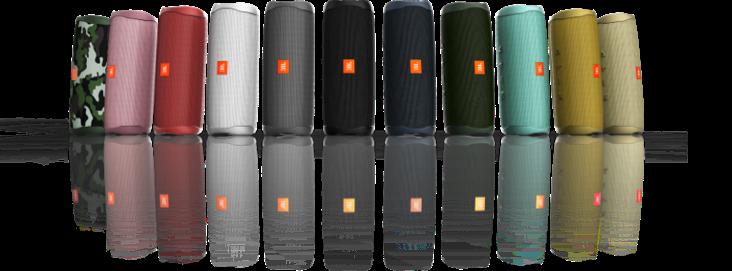 Представлены обновленая версия колонки JBL Flip 5 и JBL PartyBox 1000 мощностью 1,1 кВт