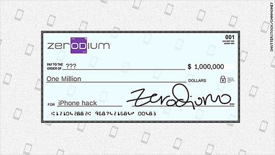 За информацию о взломе WhatsApp и iMessage объявлена награда в $1 млн - 1