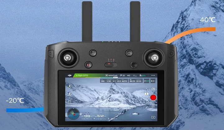 DJI выпустила пульт дистанционного управления для своих дронов, который стоит... 650 долларов