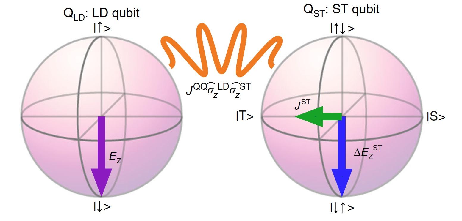 Быстрее и точнее: гибридная система разнотипных кубитов - 1