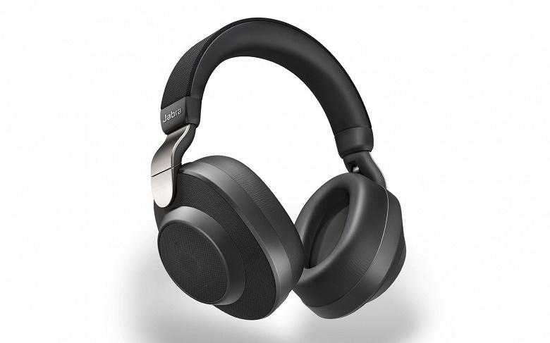 Наушники Jabra Elite 85h с функцией адаптивного шумоподавления поддерживают общение с голосовыми помощниками