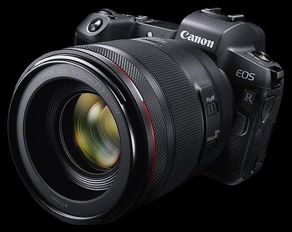 Продажи камер Canon EOS R и объективов для них «почти соответствуют исходным ожиданиям производителя»