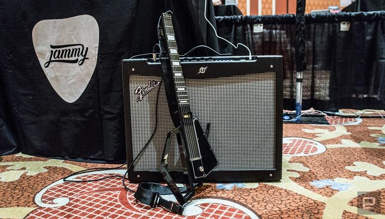 Раскладная гитара Jammy стоит 399 долларов