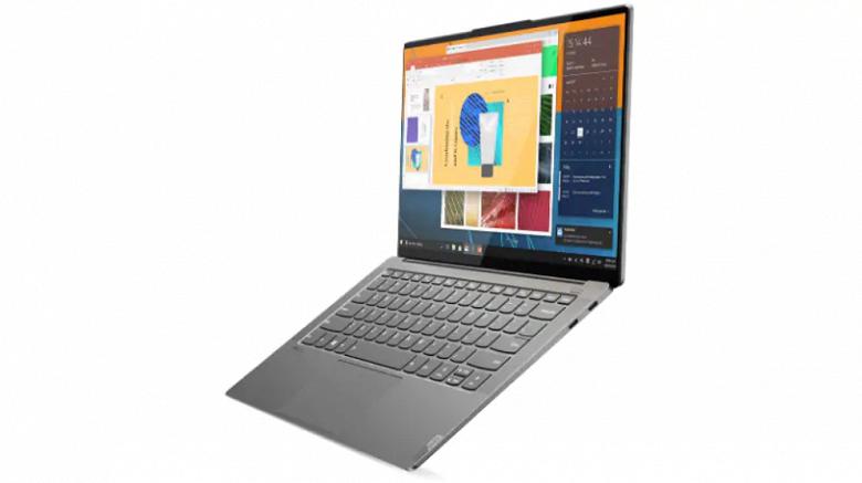 Ультрапортативный ноутбук Lenovo Yoga S940 оценили в 1500 долларов