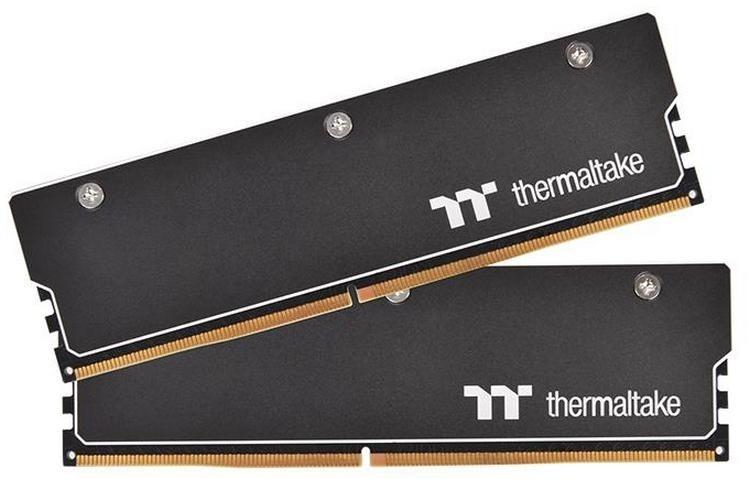 CES 2019: Thermaltake оснастила дебютные модули памяти WaterRam RGB жидкостным охлаждением