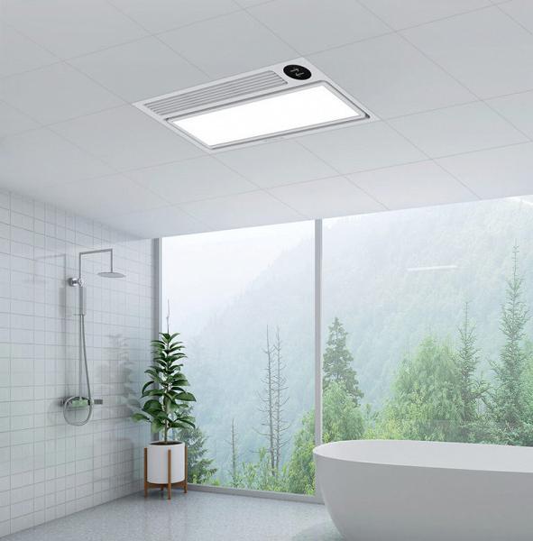 Xiaomi представила умный светильник, кондиционер и обогреватель для ванной комнаты в одном корпусе